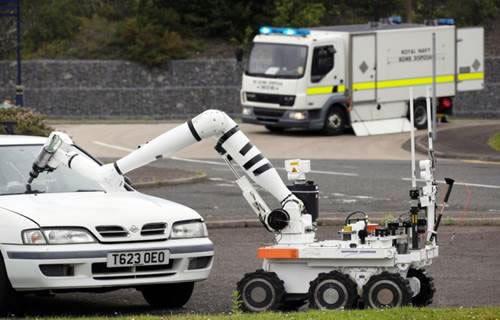 Emergency Vehicles Display
