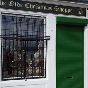 The Old Christmas Shoppe