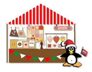 Our Stallholders Penguin is filling in!