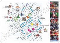 Helensburgh WInter Festival Street Plan