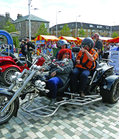 Helensburgh WInter Festival 2017 - Whats On - Peninsula Trikes