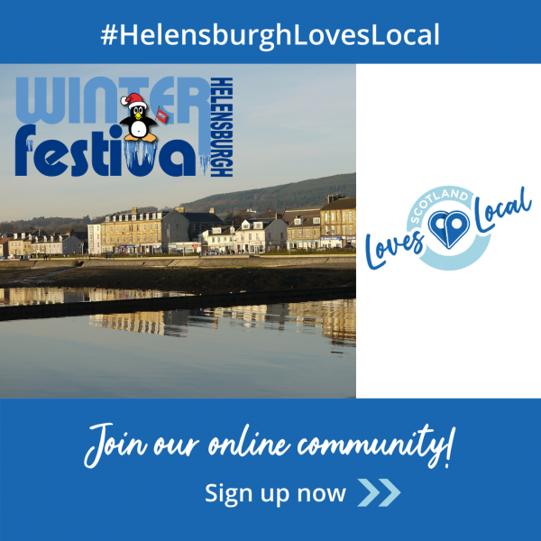 Join the Helensburgh Loves Local Community Now!