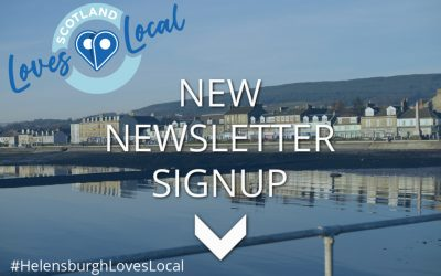New Newsletter Signup
