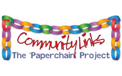 Take Part in our Community Links PAPERCHAIN PROJECT