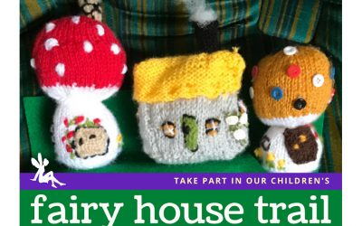 Grey Matters FAIRY HOUSE TRAIL COMPETITION