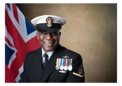Angus & Amelia Photography - Military Portrait