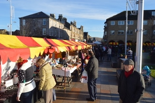 What does a Craft Stall look like?